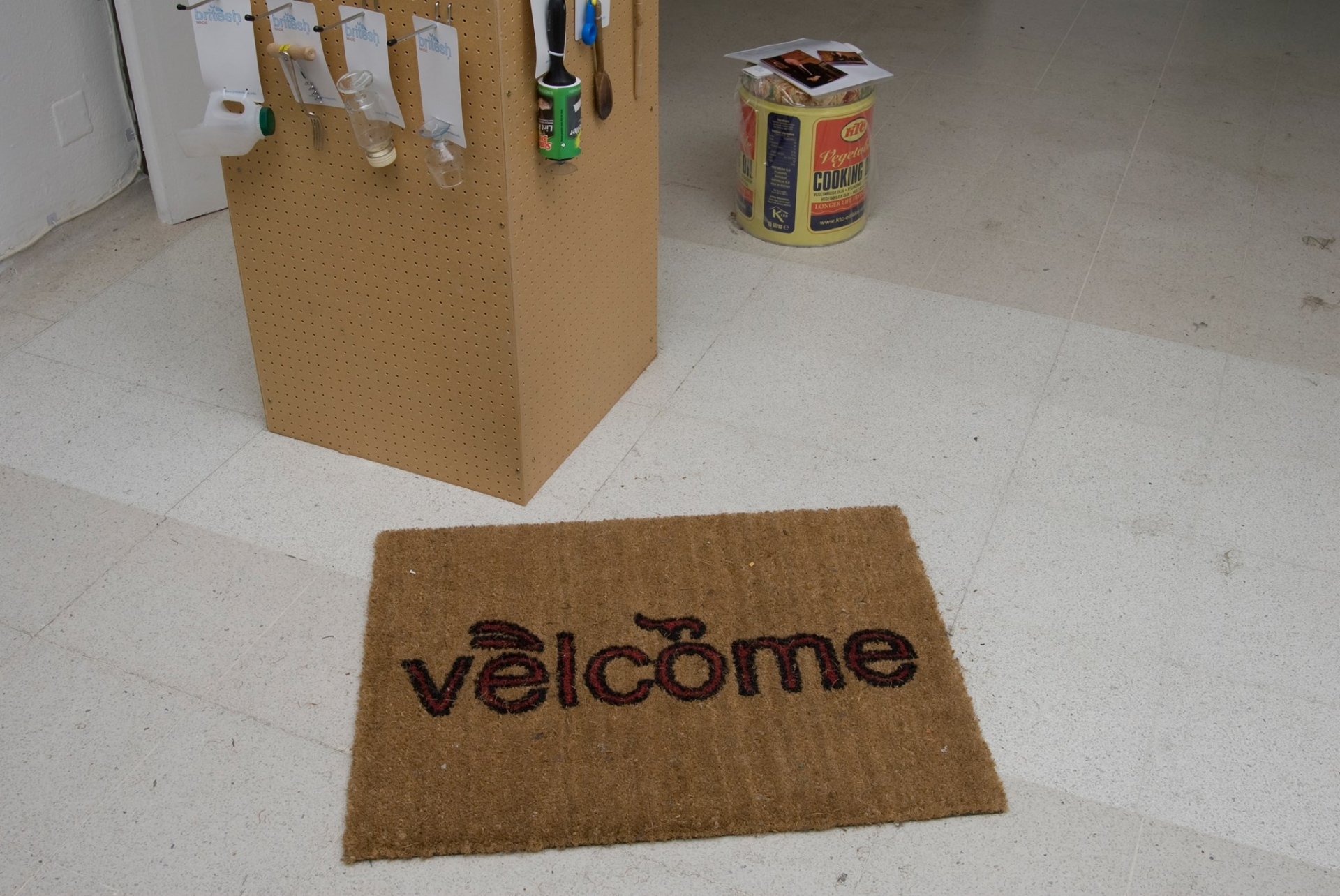JASLEEN KAUR Welcome Mat